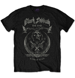T-Shirt Black Sabbath  250152