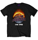 T-Shirt Black Sabbath - The End