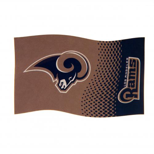 Flagge Los Angeles Rams 250314