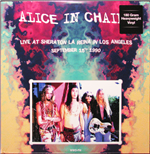 Vinyl Alice In Chains - Live At Sheraton La Reina In Los Angeles 15 September 1990