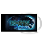 Alien Tasse Game Over Man