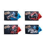 Star Wars Platzdecken & Servietten Set Spaceships