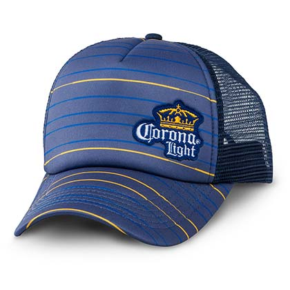 Kappe Coronita Light Striped