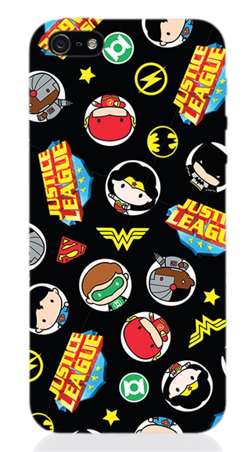iPhone Cover Superhelden DC Comics 250950