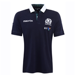 Polohemd Schottland Rugby 2016-2017 Home
