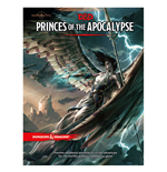 Dungeons & Dragons RPG Adventure Elemental Evil - Princes of the Apocalypse englisch