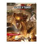 Dungeons & Dragons RPG Adventure Tyranny of Dragons - The Rise of Tiamat englisch