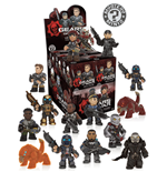 Gears of War Minifiguren 5 cm Display (12)