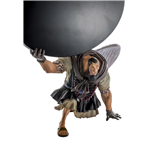 One Piece Scultures Figur Big Zoukeio 5 Urouge Vol 1 11 cm