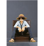 One Piece Creator X Creator Figur Monkey D. Luffy Special Color Version 12 cm