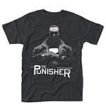 T-Shirt The punisher 251354