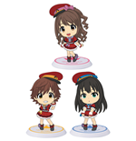 The Idolmaster Cinderella Girls ChiBi Minifiguren 6 cm Sortiment Evo! Revo! Generation (10)