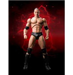 WWE S.H. Figuarts Actionfigur The Rock 16 cm