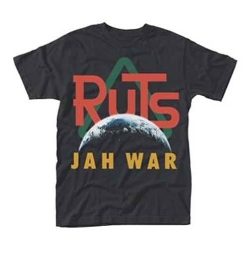 The Ruts T-Shirt JAH WAR