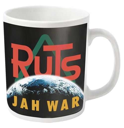 The Ruts Tasse JAH WAR