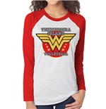 langärmeliges T-Shirt Wonder Woman 251546