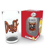 Glas Die Simpsons  - Duff Beer