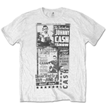 T-Shirt Johnny Cash 251871
