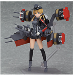 Kantai Collection Figma Actionfigur Prinz Eugen 13 cm