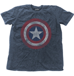T-Shirt The Avengers Assemble Cap