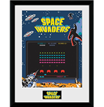 Bilderrahmen Space Invaders  252639