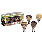 Ghostbusters 2016 POP! Movies Vinyl Figuren 4er-Pack 9 cm