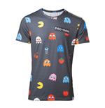 T-Shirt Pac-Man - All Over Characters