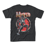 T-Shirt Misfits Skeleton