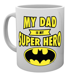 Tasse Batman - Batman Dad Superhero