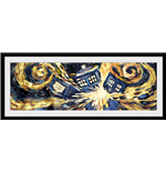 Kunstdruck Doctor Who  253234