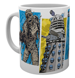 Tasse Doctor Who  253235