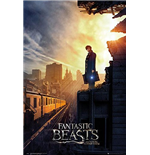 Poster Fantastic beasts - One Sheet 2