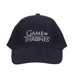 Game of Thrones Baseball Cap Logo
