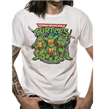 T-Shirt Ninja Turtles 253744