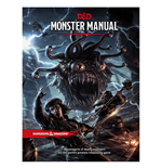 Dungeons & Dragons RPG Monster Manual englisch