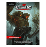Dungeons & Dragons RPG Adventure Rage of Demons - Out of the Abyss englisch