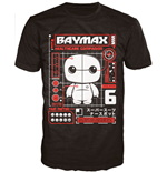 T-Shirt Big Hero 6 253805