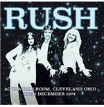 Vinyl Rush - Agora Ballroom Cleveland Ohio 16Th Dec 1974