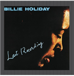 Vinyl Billie Holiday - Last Recording