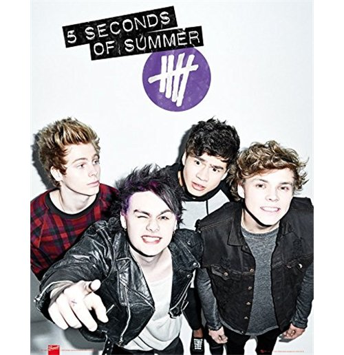 Poster 5 seconds of summer