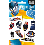 Tattoos Doctor Who  254196
