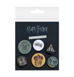 Brosche Harry Potter  254201