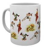 Tasse Street Fighter  254268