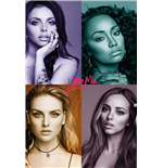 Poster Little Mix - Quad - 61 x 91,5 cm.