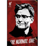 Poster Liverpool FC - the Nomral One 61 x 91, 5 cm.
