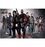 Poster Suicide Squad 254352