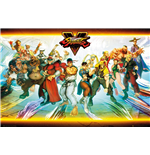 Poster Street Fighter  254357