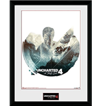 Kunstdruck Uncharted 254394