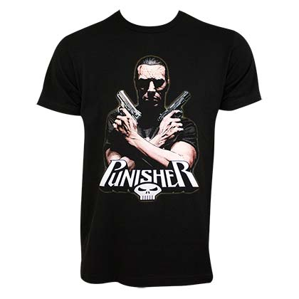 T-Shirt The punisher Crossfire