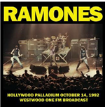 Vinyl Ramones - Westwood One Fm 1992 Live At Palladium